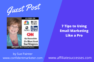 Sue Painter - email marketing