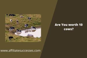 worth 10 cows